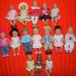 Пупсята mini Baby Born от Zapf Creation