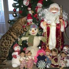 Продолжение Рождественского банкета