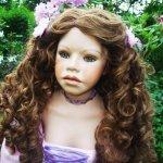 "Tessina от Ruby Doll, Damrie Benninghoven или ""неизвестные куколки в известных коллекциях"""