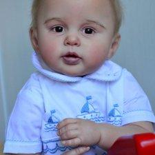 Маленький принц Джордж от скульптора Ping Lau