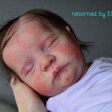 Малыш реборн Леви - скульптор  Bonnie Brown