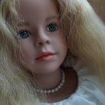 Очаровательная блондинка Marie- Luise  от Ute Kase- Lepp.