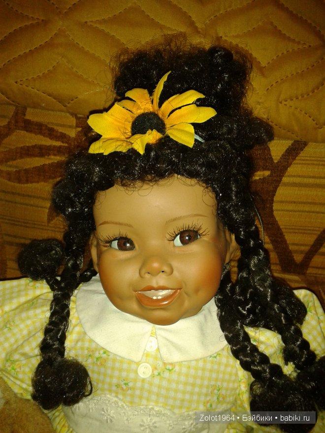 Кукла фарфоровая коллекционная от Cindy Marschener Rolfe