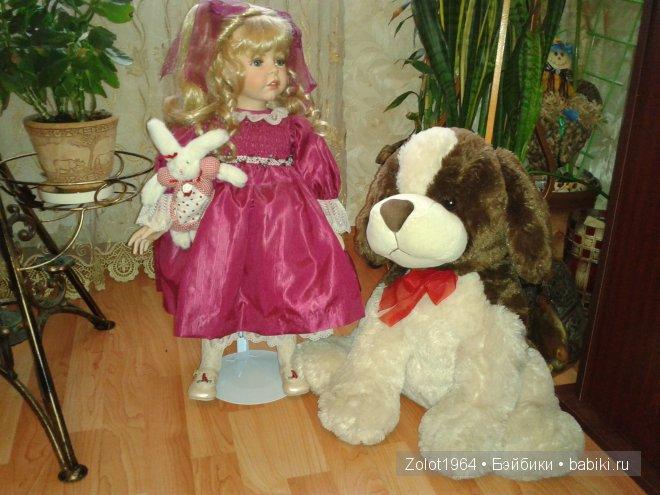 Фарфоровая кукла Helena от Marie Osmond