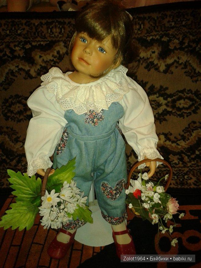 Любимая кукла моего мужа, Лорик от Heidi Plusczok