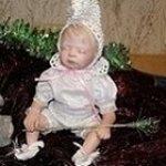 Мой первый возрождённый реборн - Кристалинка