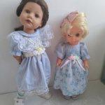 Платья для кукол Готц,ГДР и др
