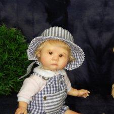 Миланка. Авторская кукла Виктории Балибок