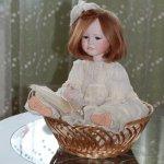 Праздник к нам приходит или мечты сбываются! Завершение истории про фарфоровую куклу из Неаполя
