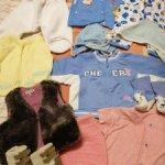 Одежда на кукол 50-56см