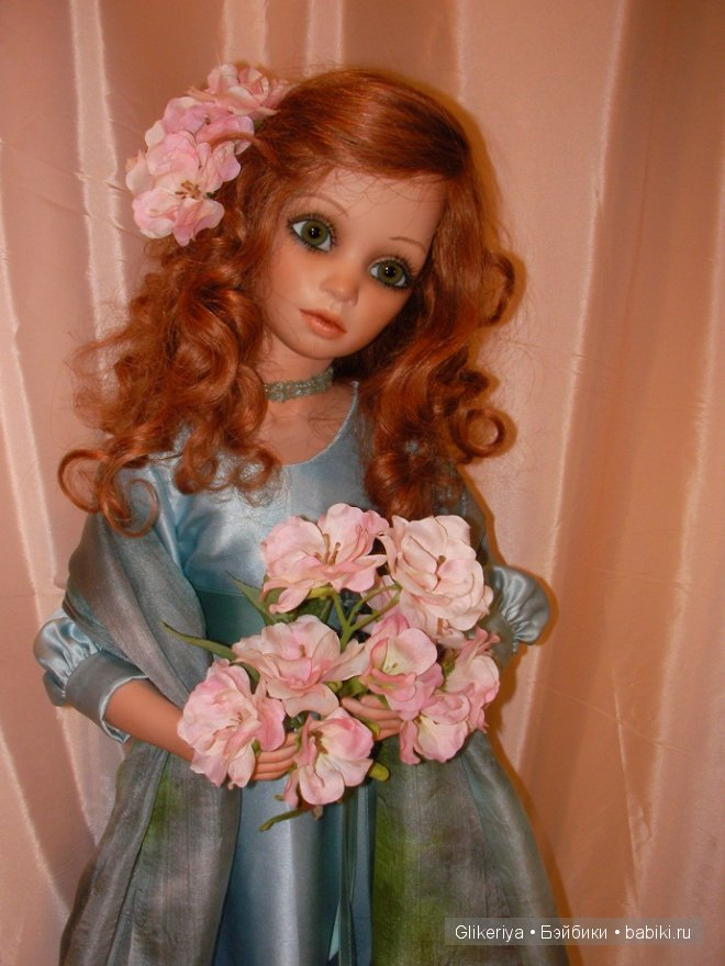 Выставка кукол и мишек Модна лялька Киев, апрель 2013