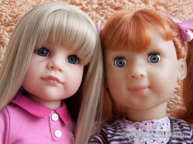 """""""Petite fleur"""" Элис  от With Heart & Soul и Ханна-Принцесса Gotz"""
