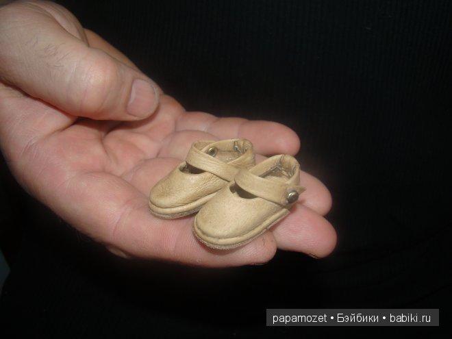 обувь для кукол,обувь ручной работы
