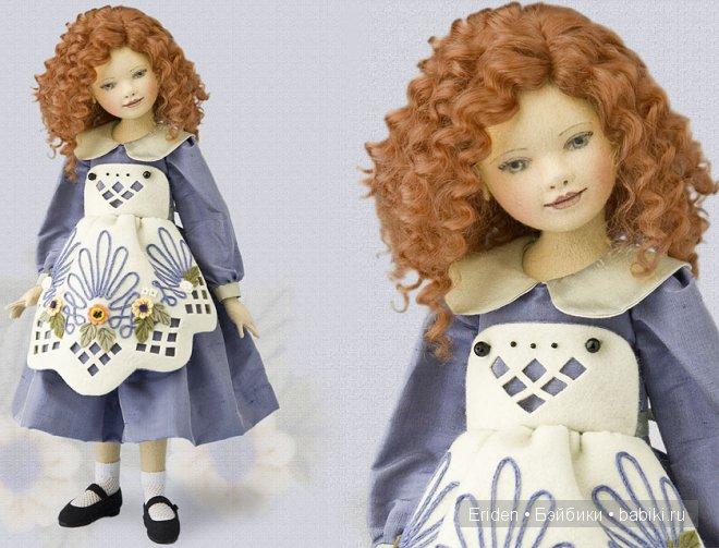 Фетровые куклы