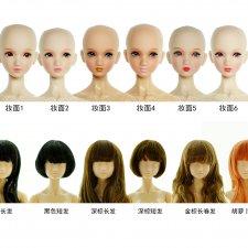 BEL-EVEDOLL базовые куклы a la carte. Optional doll