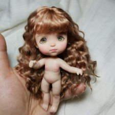 Dolly K OOAK I'MDolls на теле Beilulu