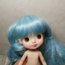 Lemon Doll OOAK vulpes_felis