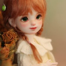 Little Moli doll 1/6, 28 см