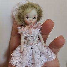 Летнее платье для малютки от Sun Joo Lee