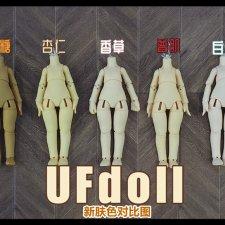 UFdoll новые бжд тела для обитсу и GSC