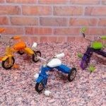 TOYS SPIRITS Japan Трехколесные велосипеды(метал)