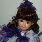 Фарфоровые куклы Мари Осмонд