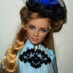 Коллекционная виниловая кукла Тоннер Анжелина