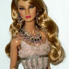 Аутфит для коллекционных кукол Fashion Royalty 2 шт.