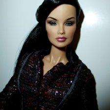 Аутфит для коллекционных кукол Fashion Royalty 3 шт.