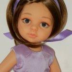 Скидка+ подарок Виниловая кукла  от Paola Reina ООАК