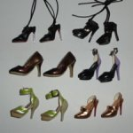 Аутфит для коллекционных кукол Fashion Royalty 6шт.