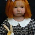 Куклы французской художницы Лоуренс Руэ (Laurence Ruet)