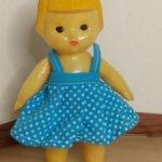 Маленькая редкая куколка