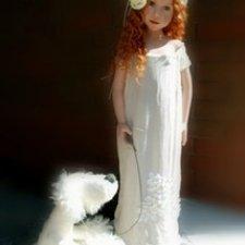 Моя жемчужинка Lavinia со своим питомцем от Zwergnase