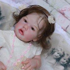 Пухля моя, Пенни. Кукла реборн Наталии Костиной