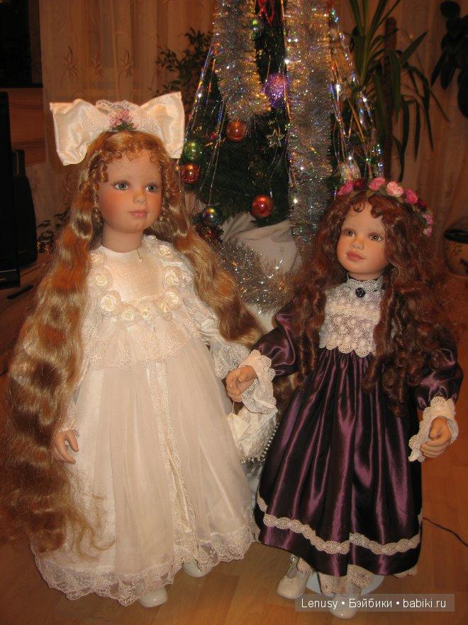 Анастасия и Марион - С Новым Годом!