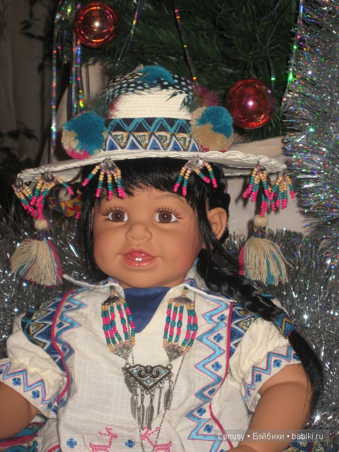 Солана из Мексики - С Новым Годом!