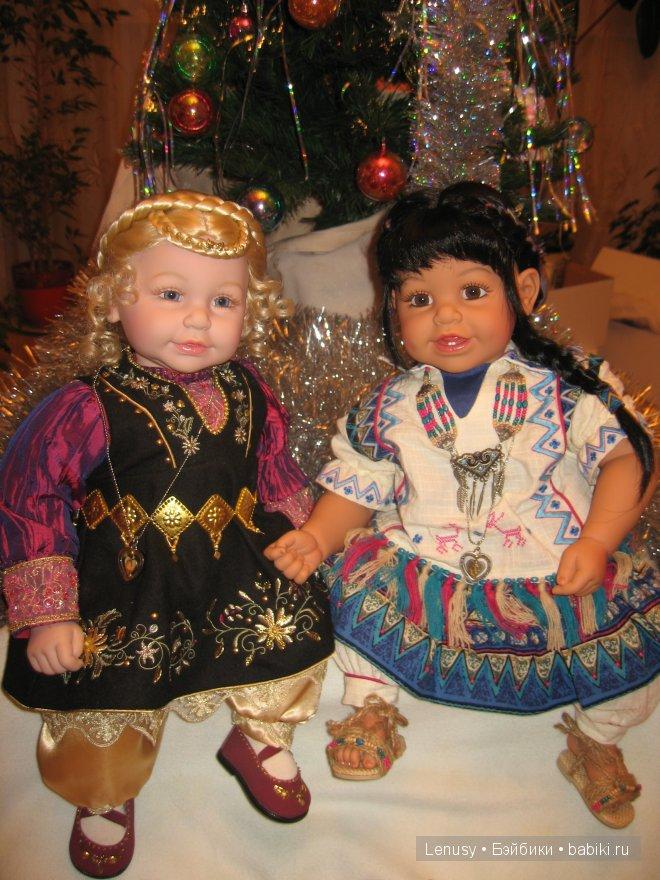 Солана и Сула - С Новым Годом!