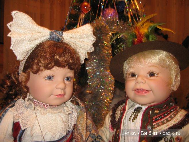 Доминик и Дарко поздравляют с Новым Годом!