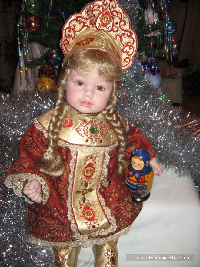 Красавица Танюша из России  - С Новым Годом!