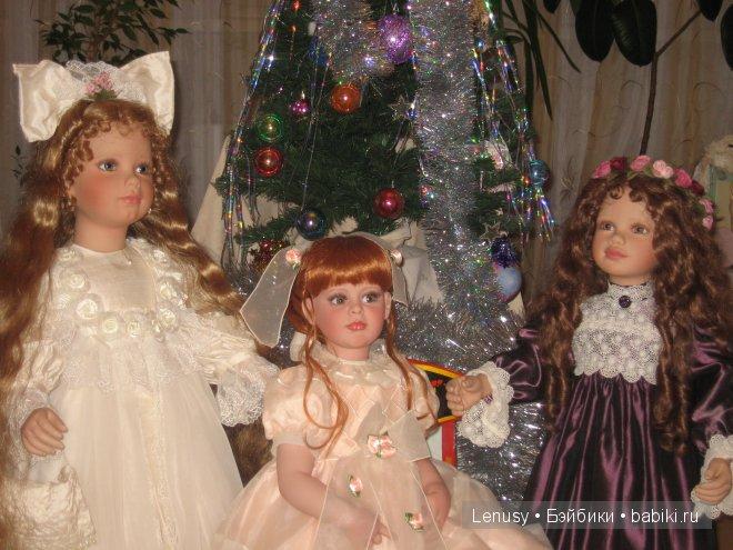 Анастасия, Аллюра, Марион - С Новым Годом!