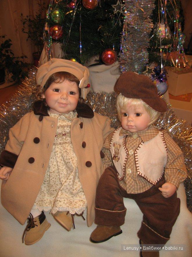 Просто адорочки; Сашенька со своим братиком Стефаном!