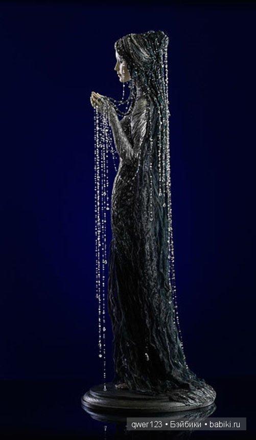 Фарфоровые куклы ручной работы художницы Александры Кукиновой