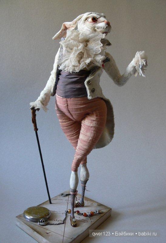 Художественные куклы Гули Алексеевой