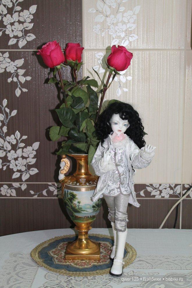 букет от Принца! Dollmore, Vian