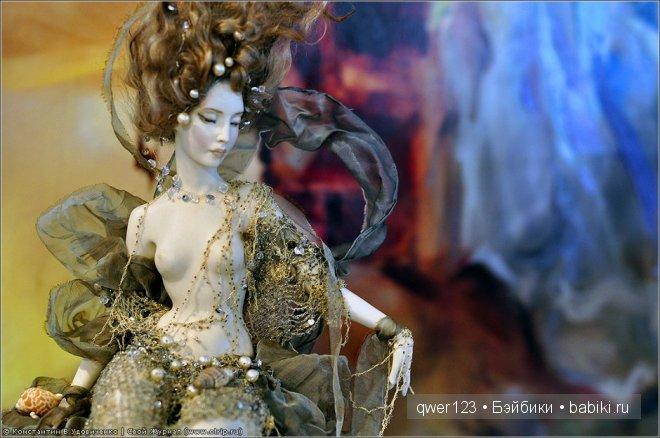 Волшебные куклы Саши Худяковой