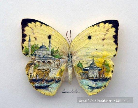 Крохотные шедевры, миниатюры Хасана Кале (Hasan Kale)