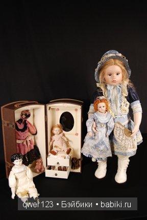 Куклы Annette Herrmann dolls