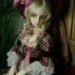 Очаровательные шарнирные куклы от Dale Zentner