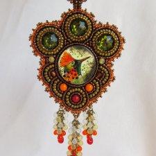 Оригинальные украшения от Sandra Kermorvant  (Dorneuv Cration) из Франции
